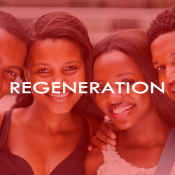 Group Of African American College Students Christian